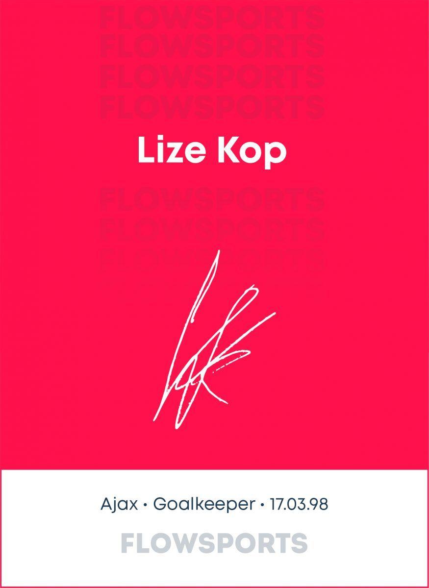 Lize Kop