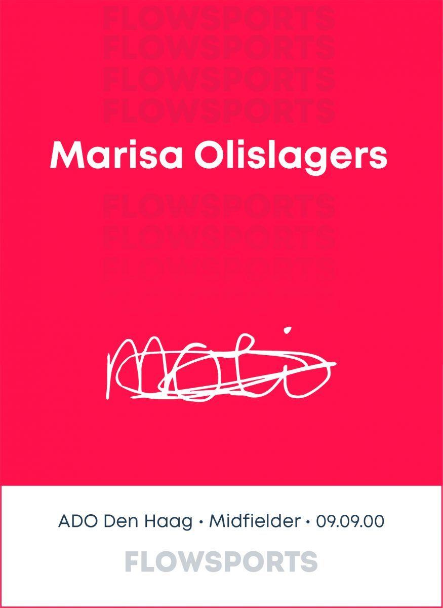 Marisa Olislagers