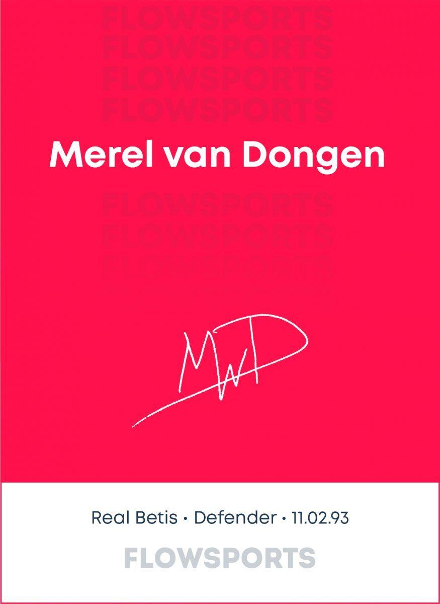 Merel van Dongen