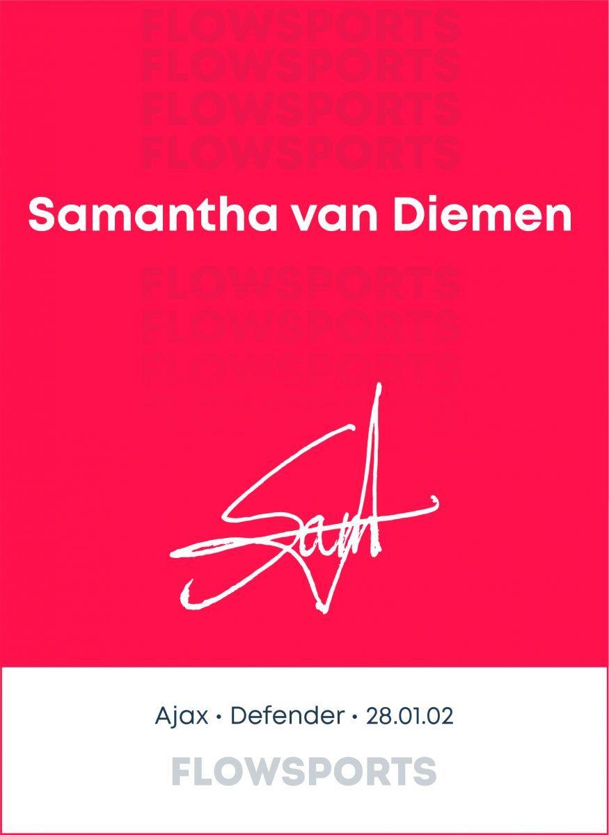 Samantha van Diemen