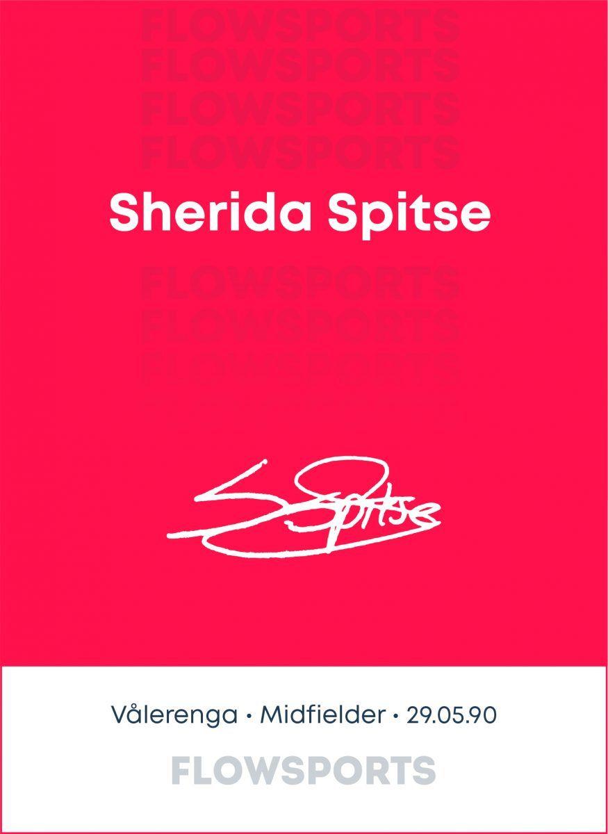 Sherida Spitse