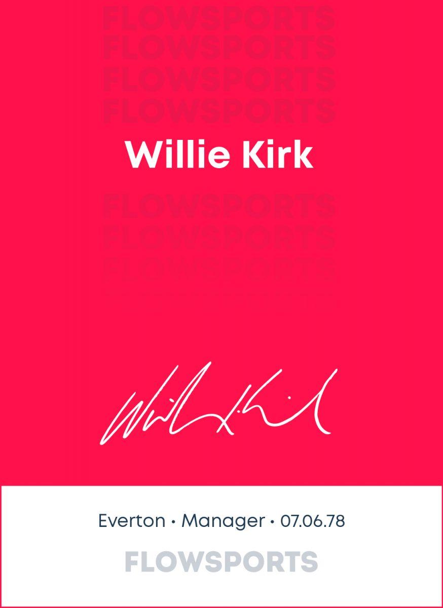 Willie Kirk