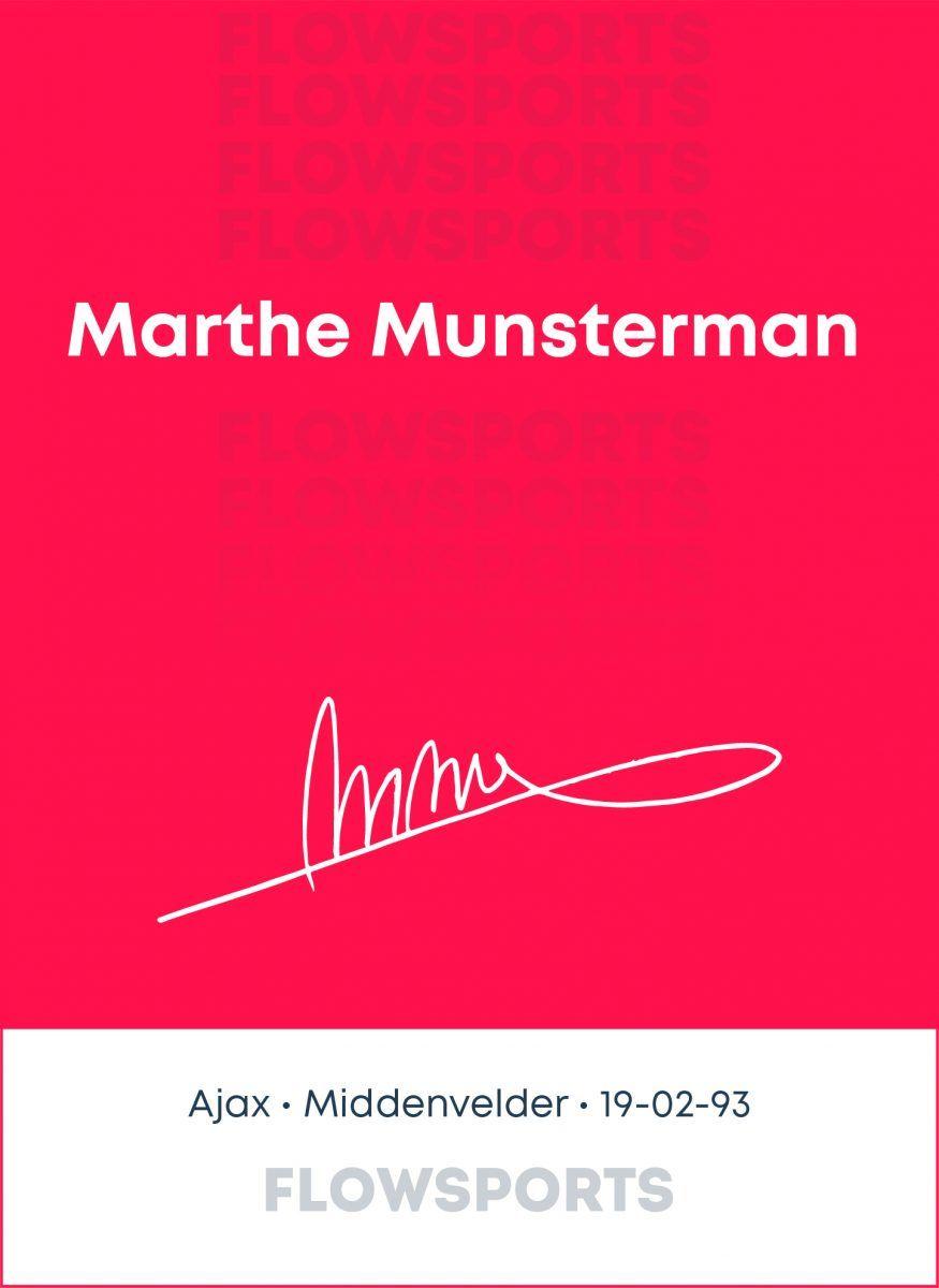 Marthe Munsterman