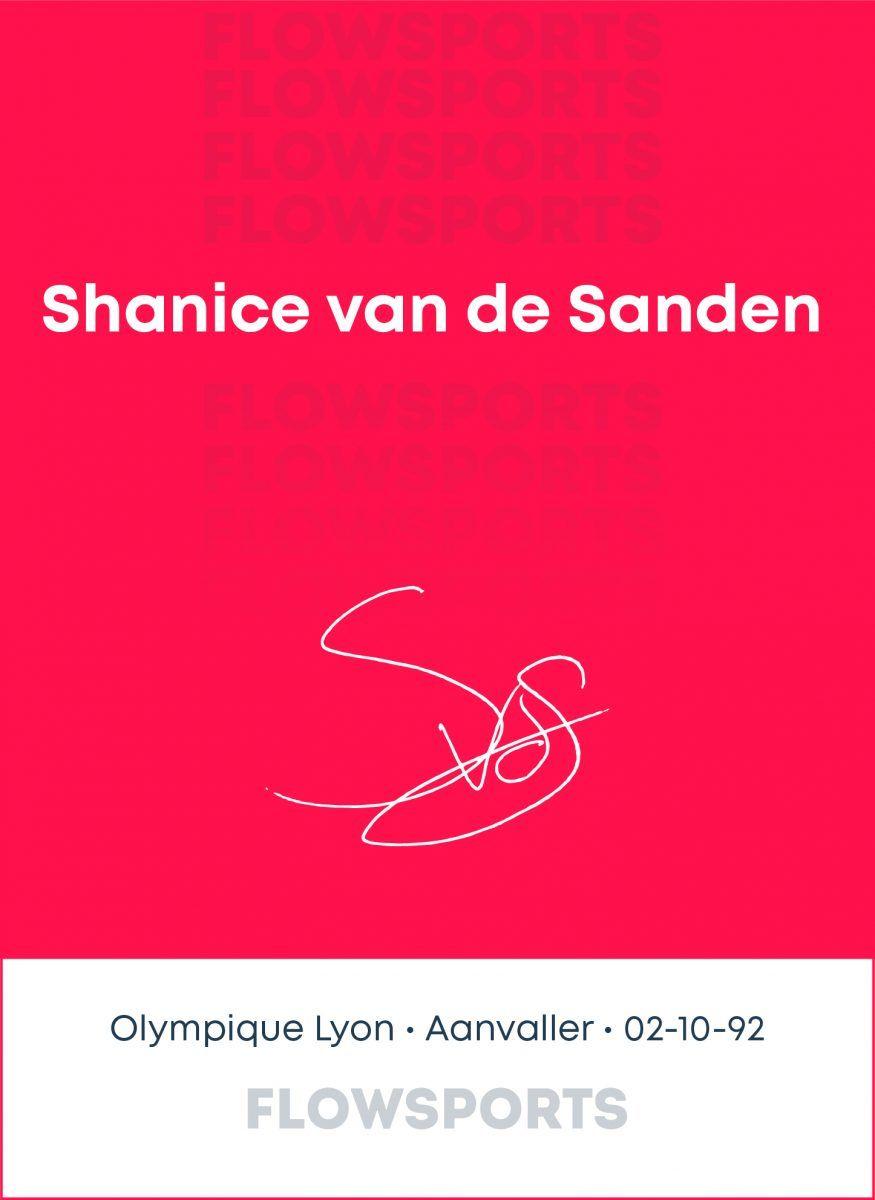 Shanice van de Sanden